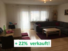 Wunderschöne 3-Zimmer Wohnung mit Balkon und PKW-Stellplatz!