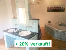 Freistehendes EFH mit modernem Bad und großem Garten!